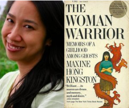 """""""You must not tell anyone…"""" Maxine Hong Kingston'sThe Woman Warrior, withAva Chin -"""