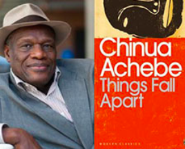 One of the Great Novels of All Time: Chinua Achebe's Things Fall Apart, with Manthia Diawara. -