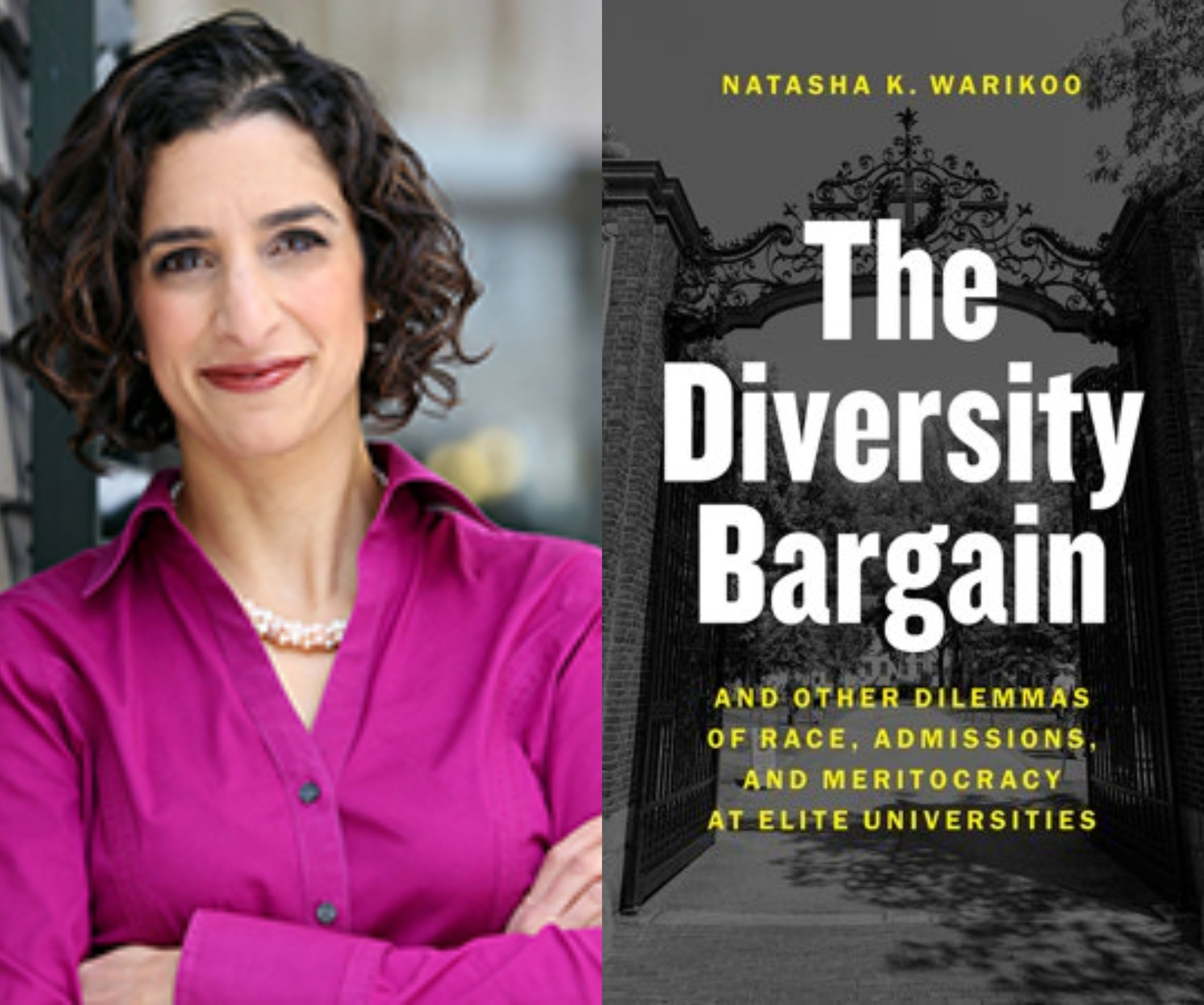 FREE SPEECH 43: Colorblindness, or Diversity? How to Think About Affirmative Action, with Natasha Warikoo - READ MORE