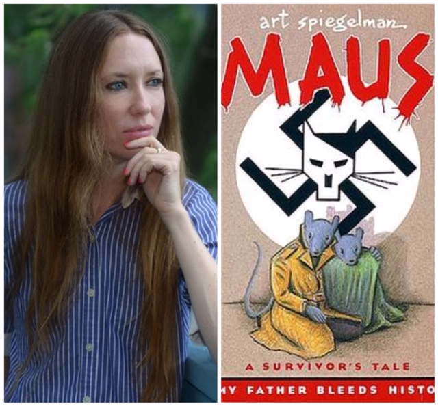 GREAT BOOKS 13: Art Spiegelman's Maus, with Hillary Chute -