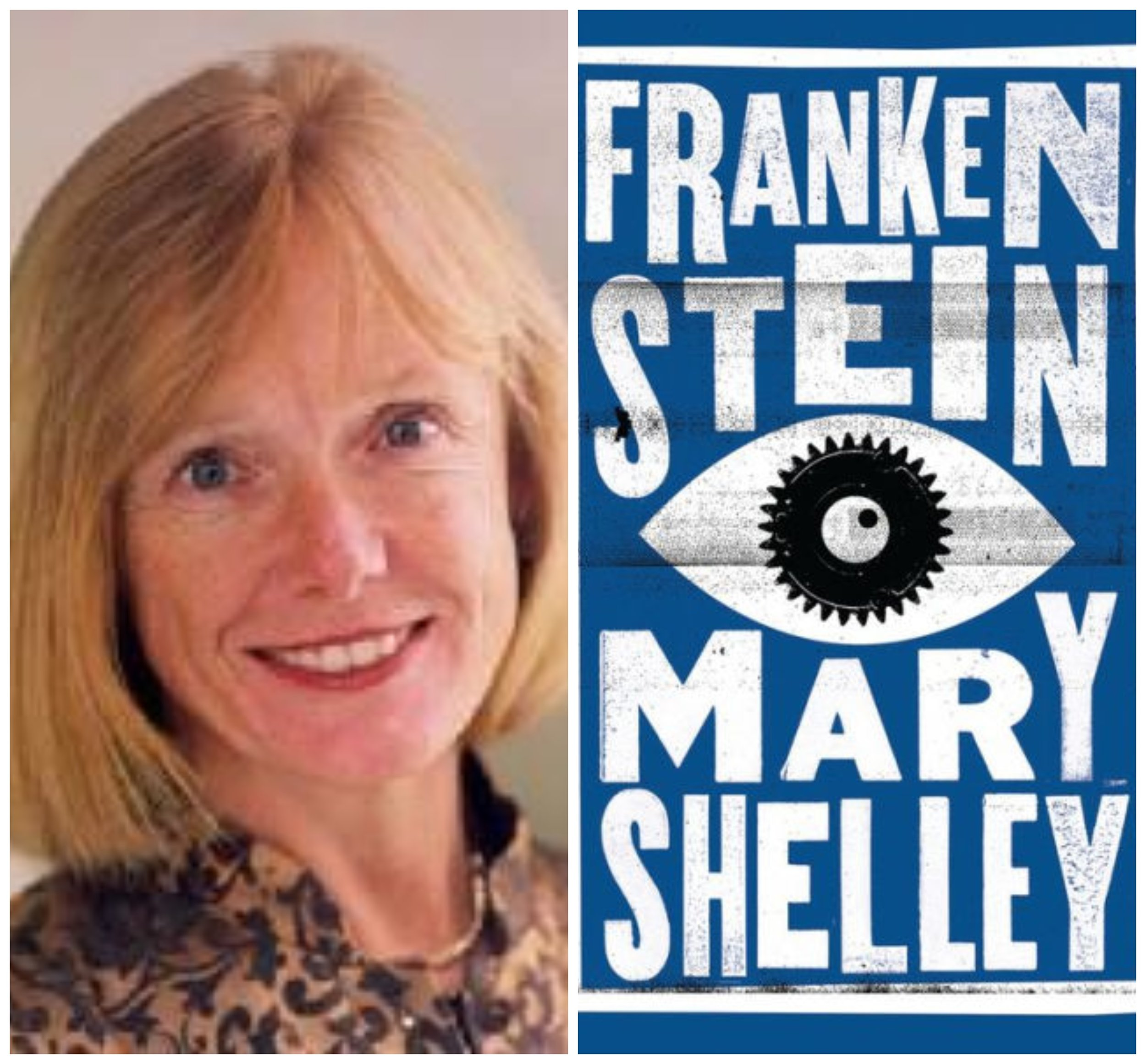 GREAT BOOKS 15: Mary Shelley's Frankenstein, with Julie Carlson -