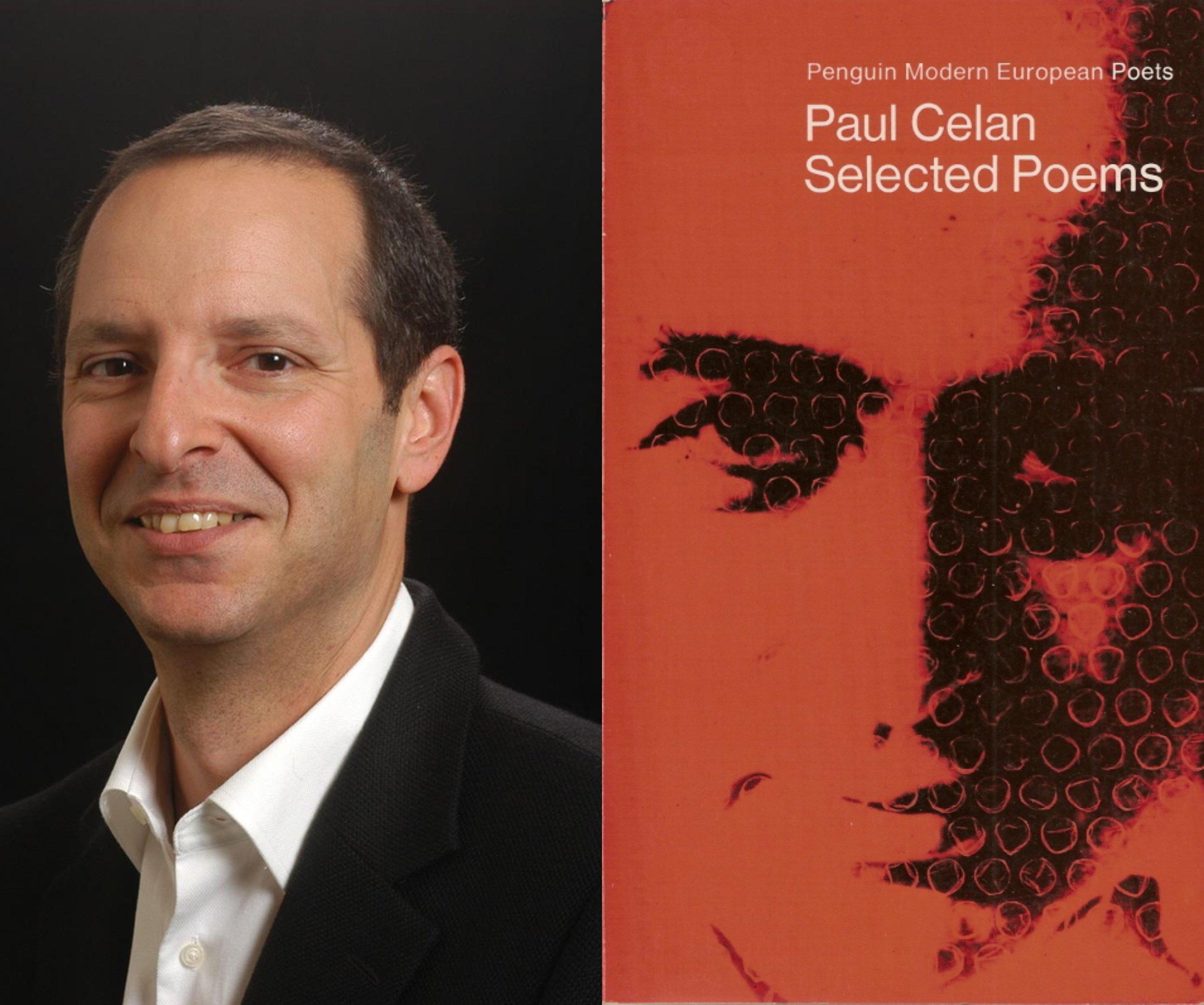 GREAT BOOKS 16: Paul Celan's Poetry, with Amir Eshel -