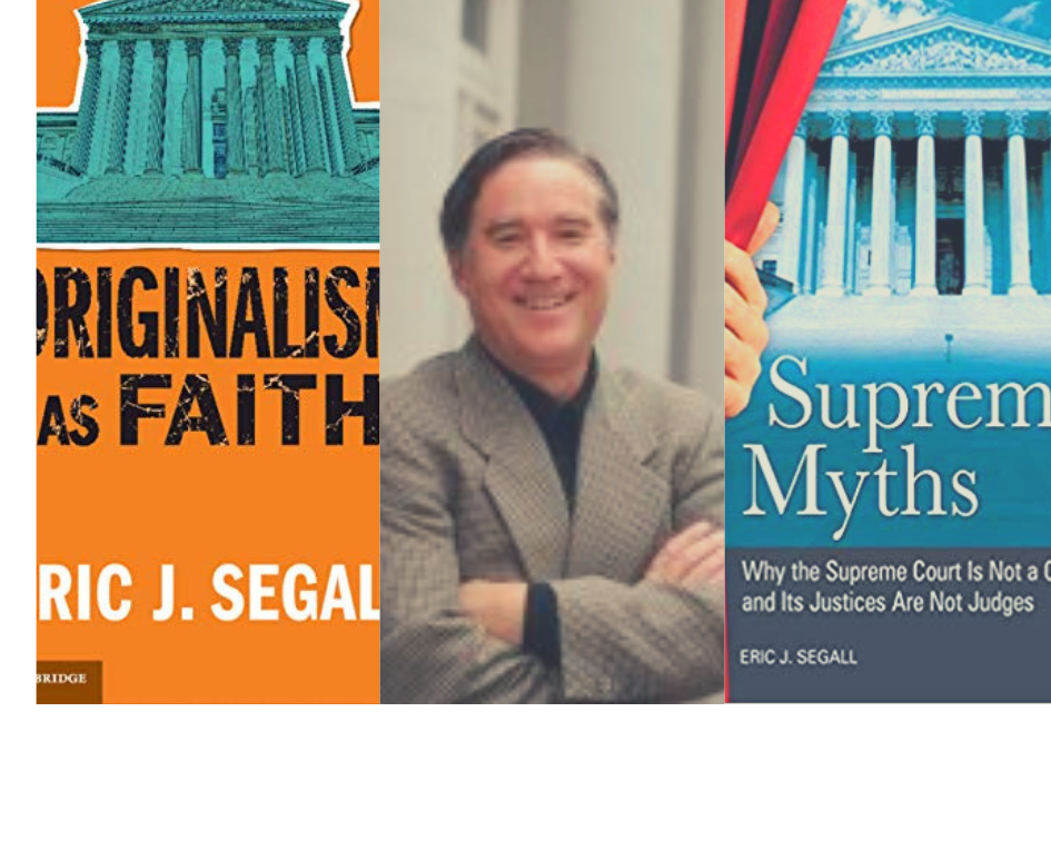 FREE SPEECH 53: Should You Trust the Supreme Court? With Eric Segall -