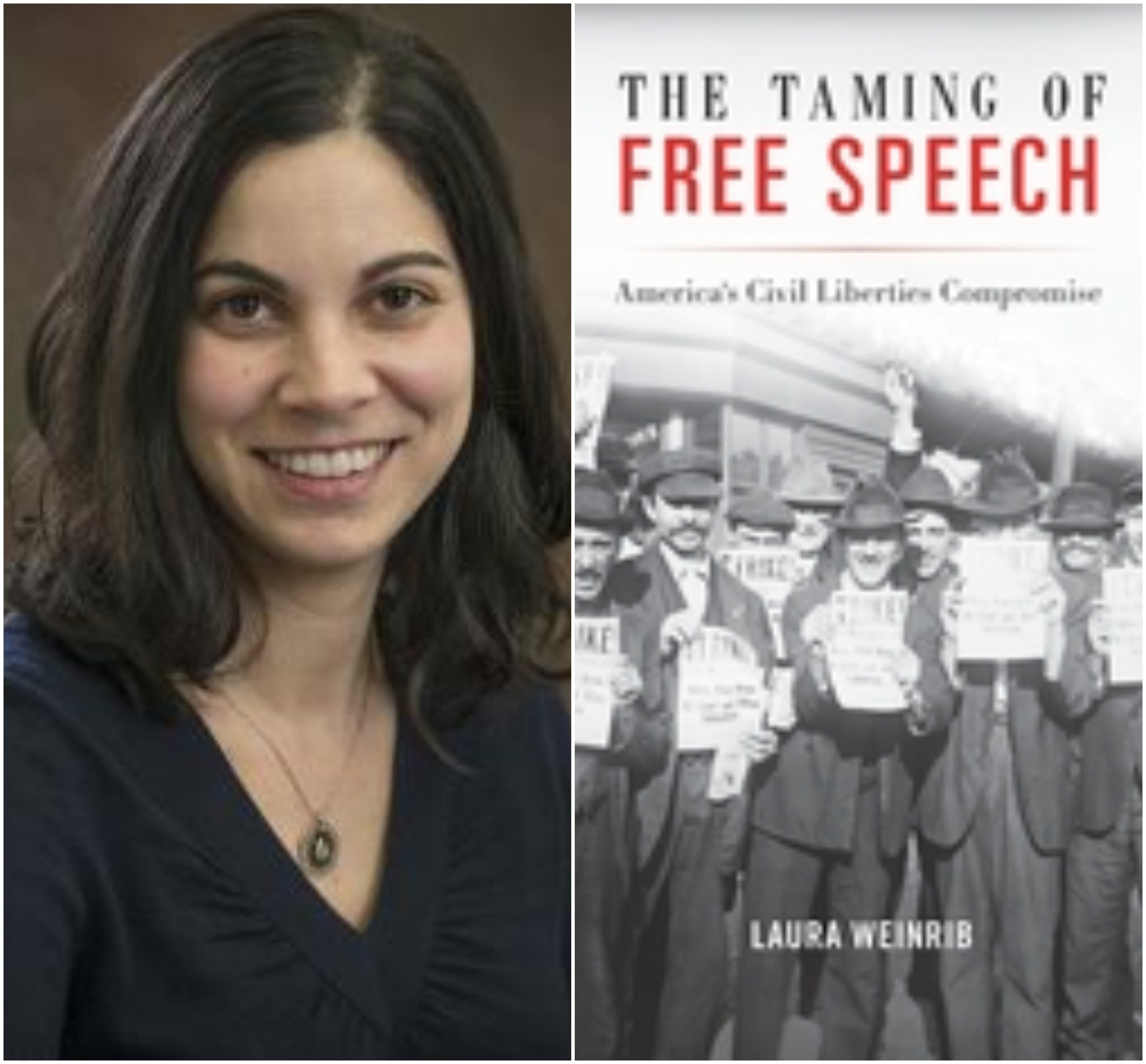 FREE SPEECH 57: The ACLU's Controversial Approach to Hate Speech, with Laura Weinrib -