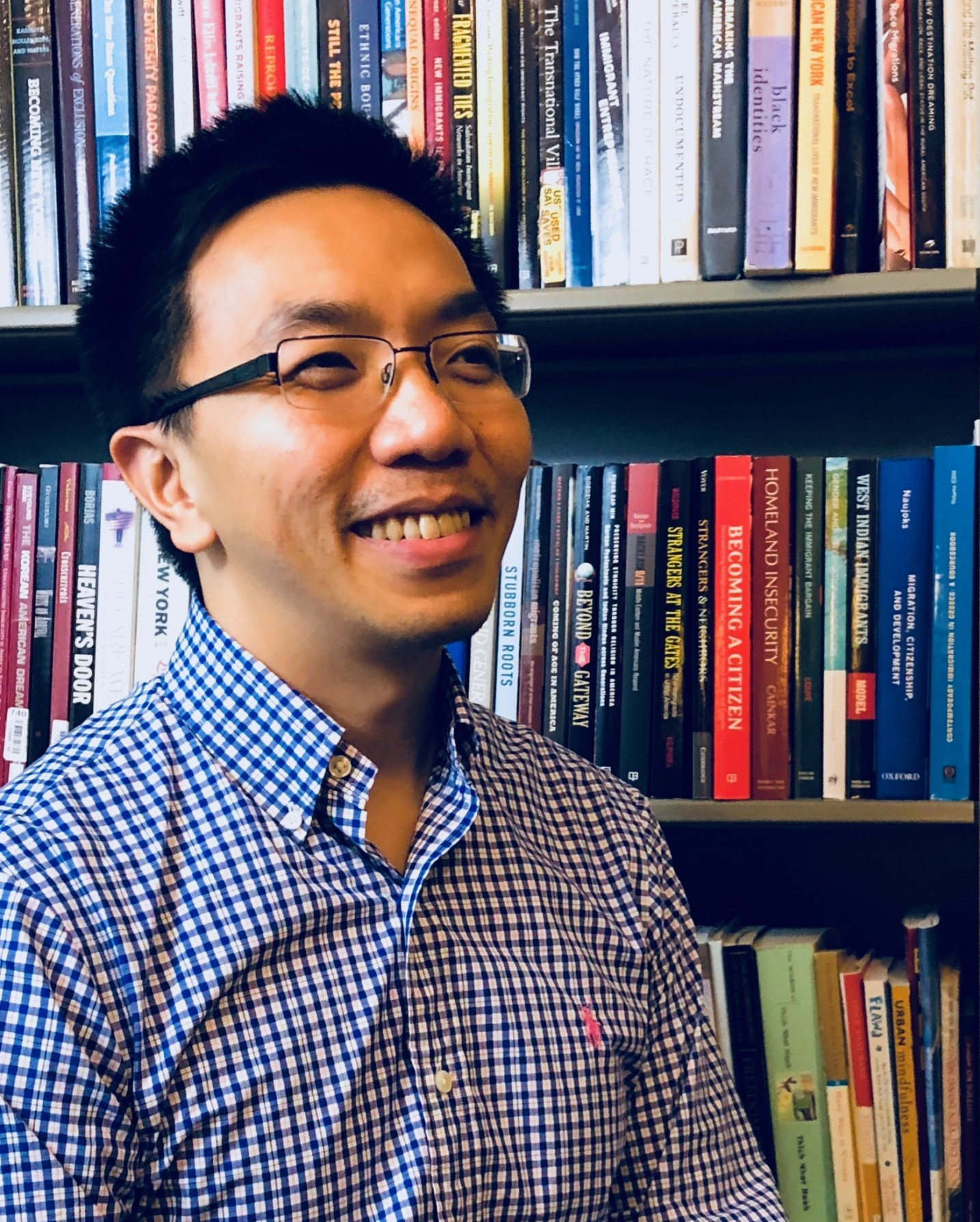 AFFIRMATIVE ACTION 58: College Admissions: The Dream and the Reality, with Van Tran -
