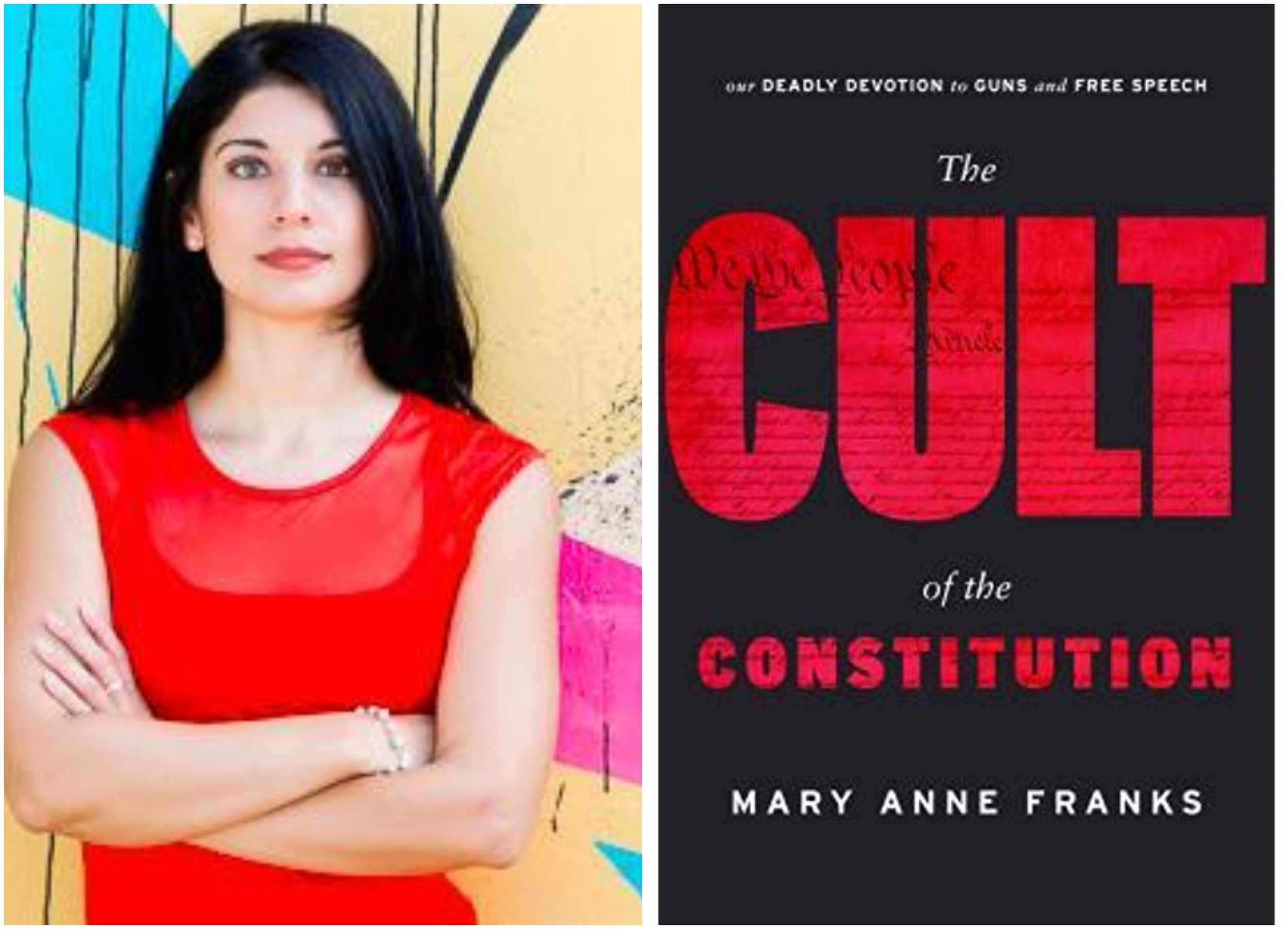 FREE SPEECH 65: The Cult of the Constitution, with Mary Anne Franks -