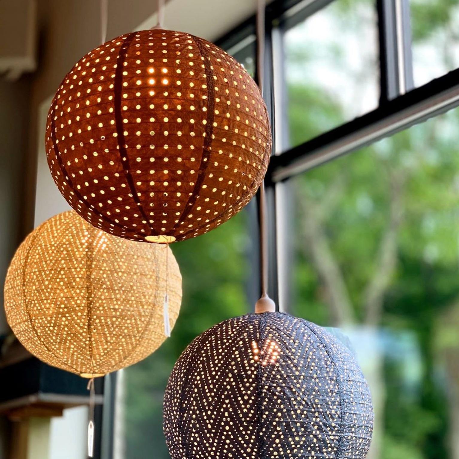 Allsop Outdoor Lanterns