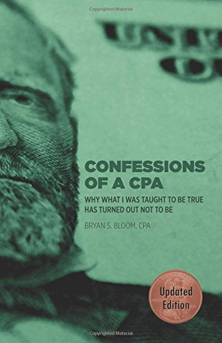 Confessions of a CPA Cover