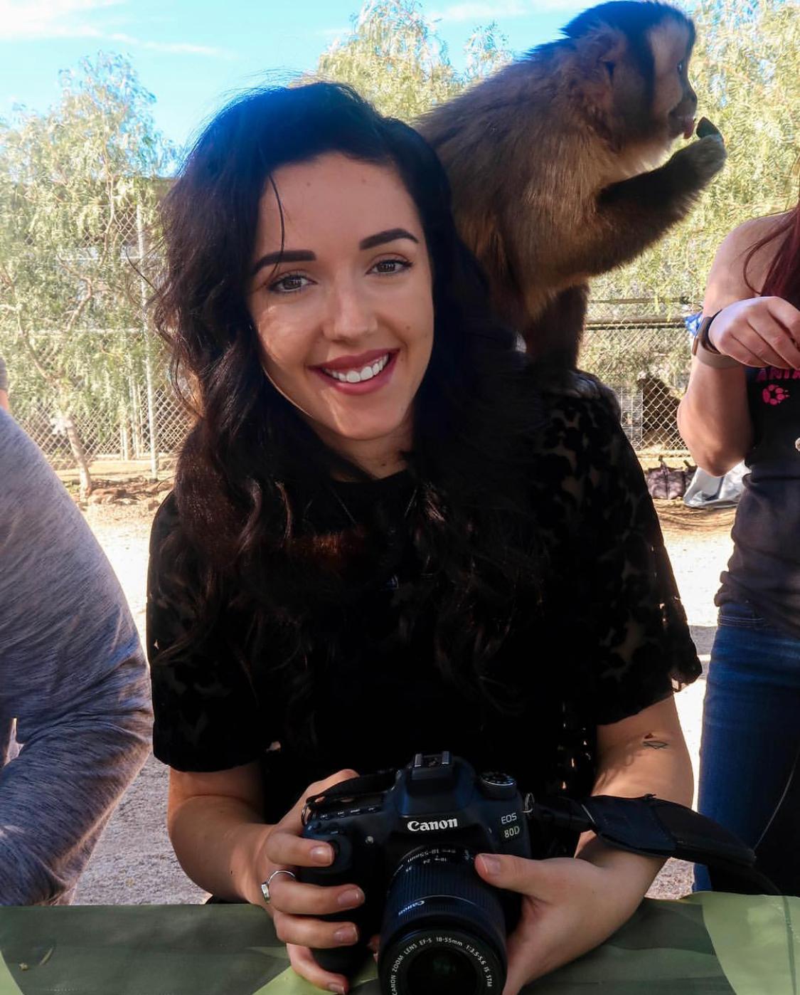 Roxy Furman - Roxy (The Zoologist)