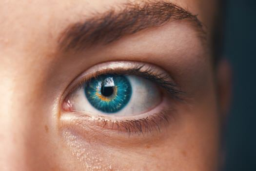 are colored contacts bad for your eyes
