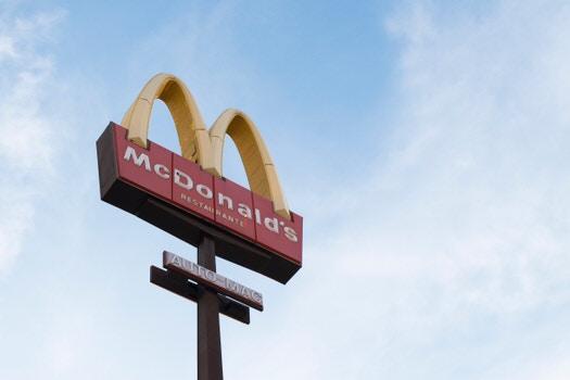 Mcdonalds self service