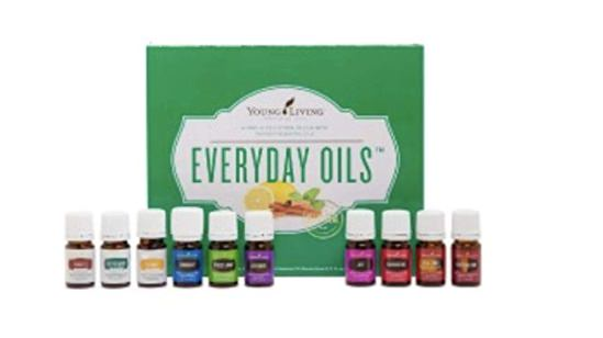 young living essential oil starter kit