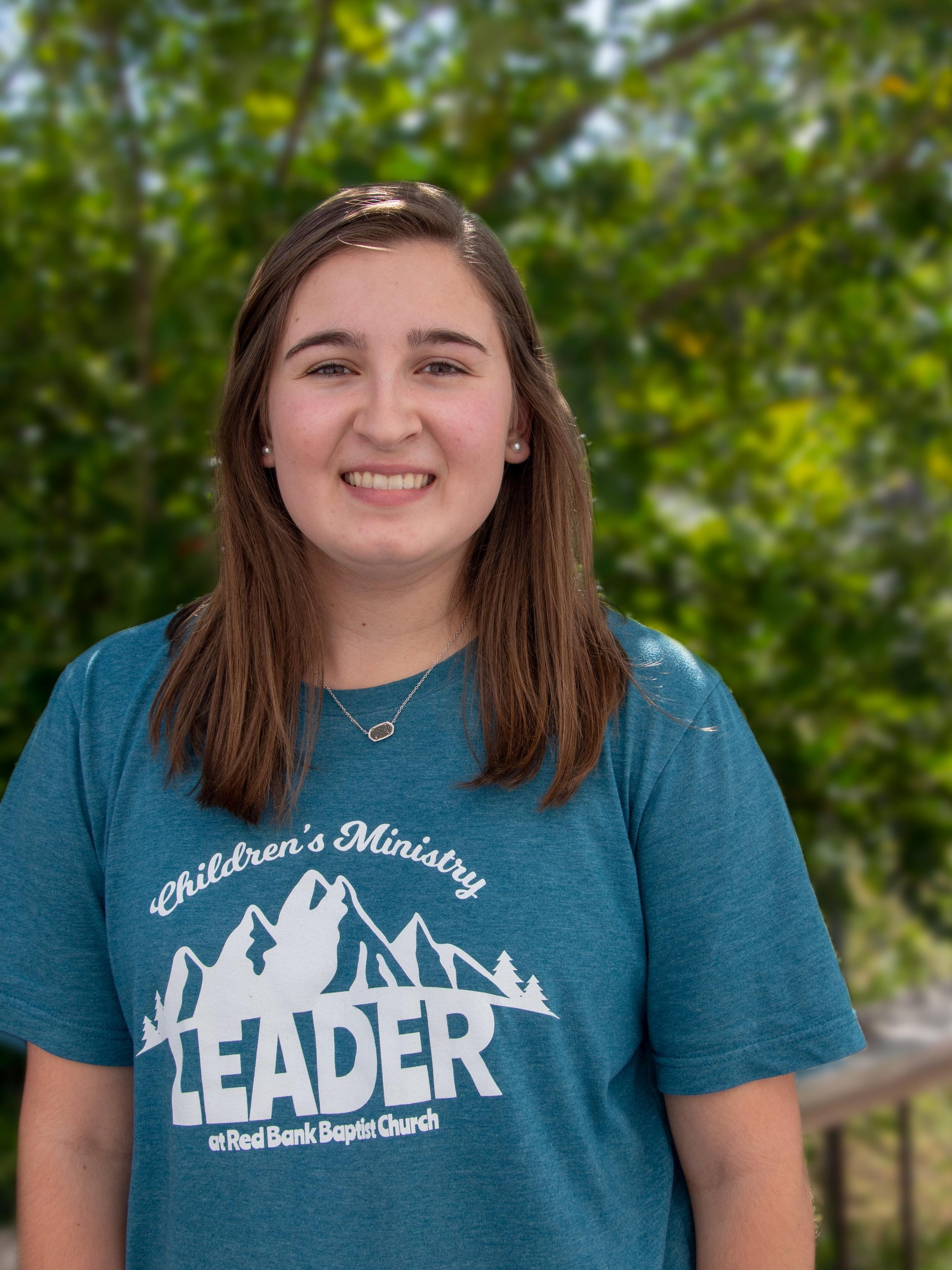 Emily Nelson - Children's Ministry Associate