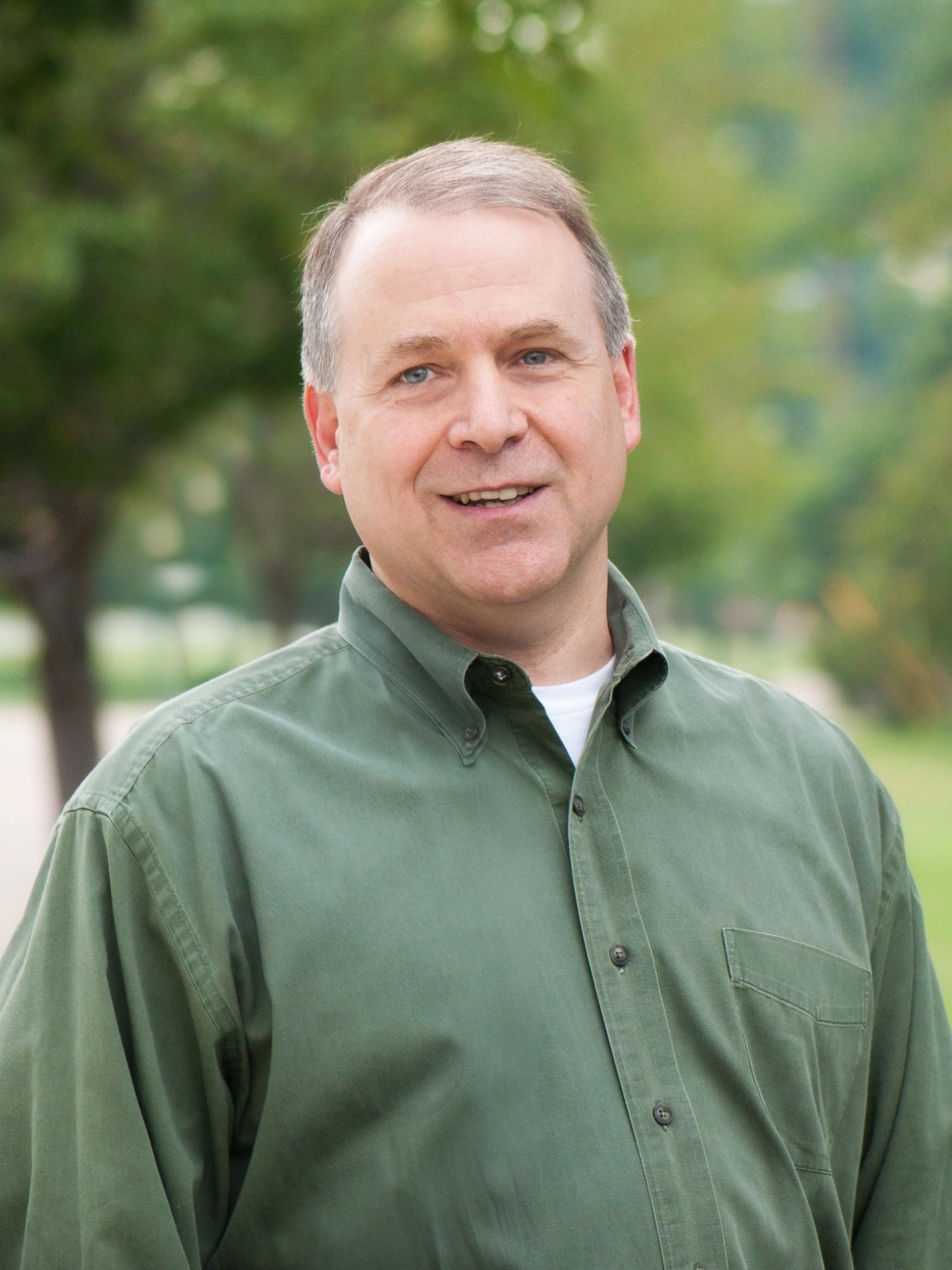 Bill Harvey - Administrator & Minister of Senior Adults