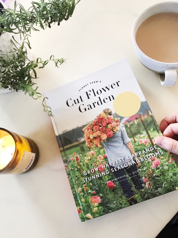Ps. I'm so excited to learn more about gardening, and this book is incredible.