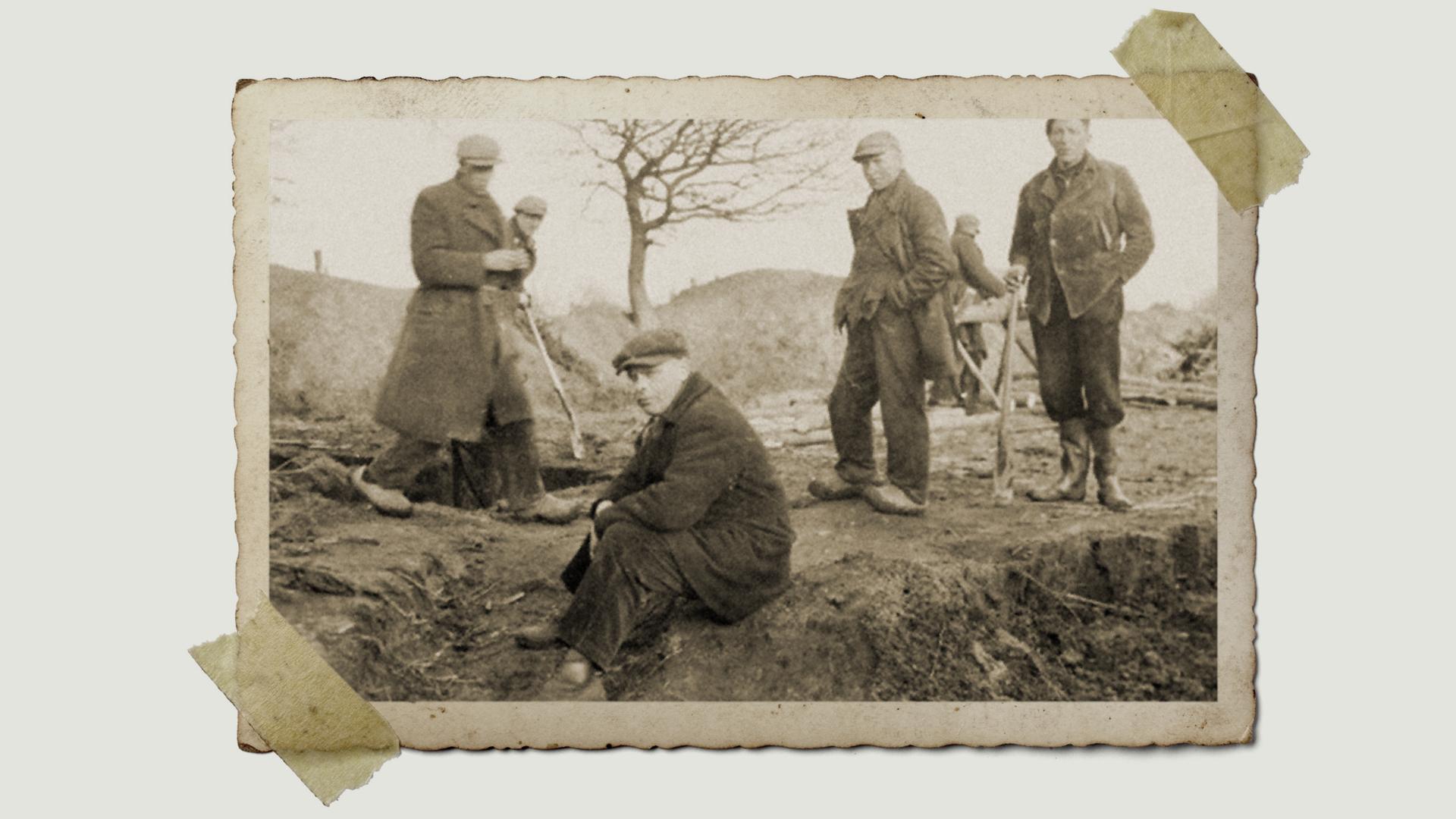 Dwangarbeid op de Drentse heide:  www.drentheindeoorlog.nl