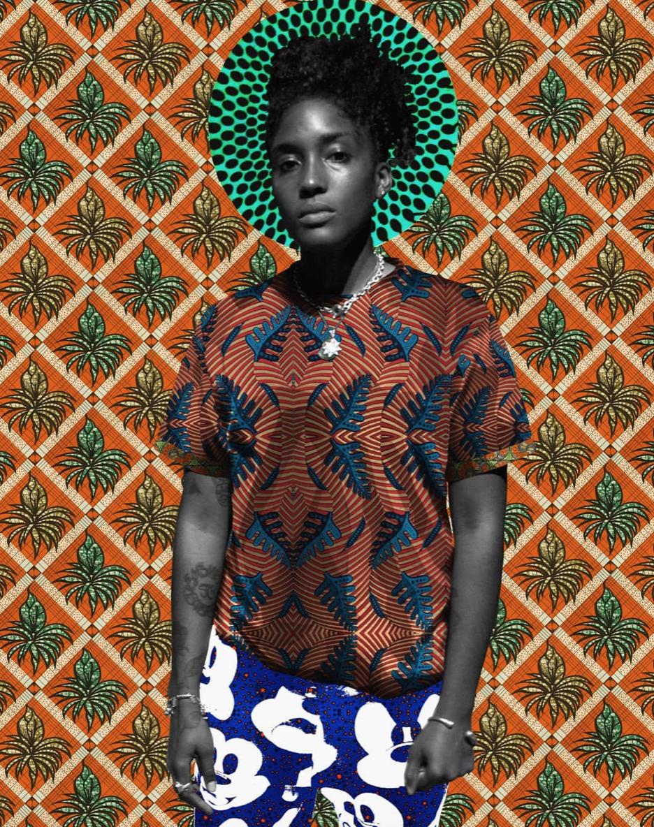 Portrait of Denae Howard by ArtbyKEEBS