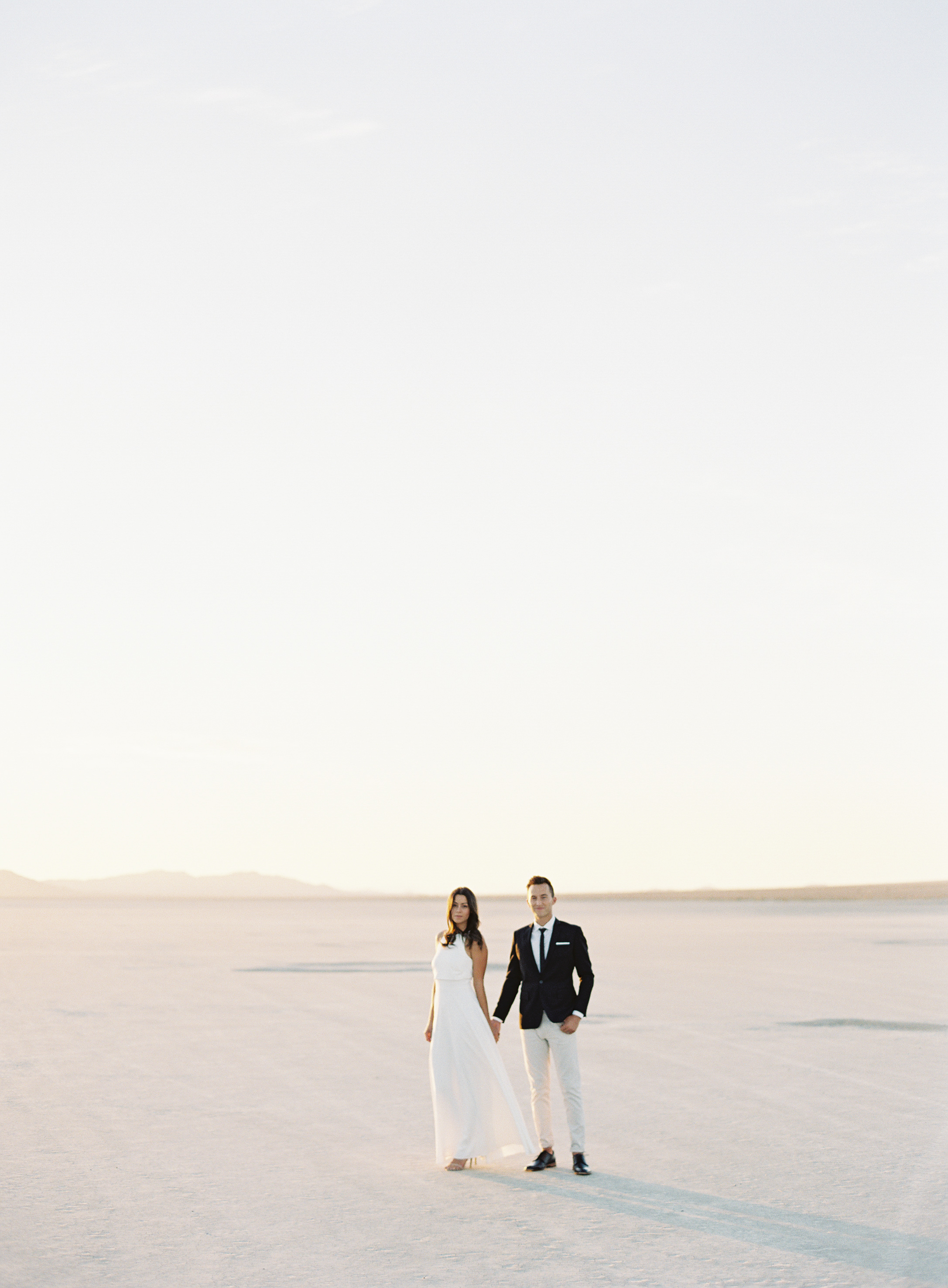Brandon & Kristin - High Desert, California