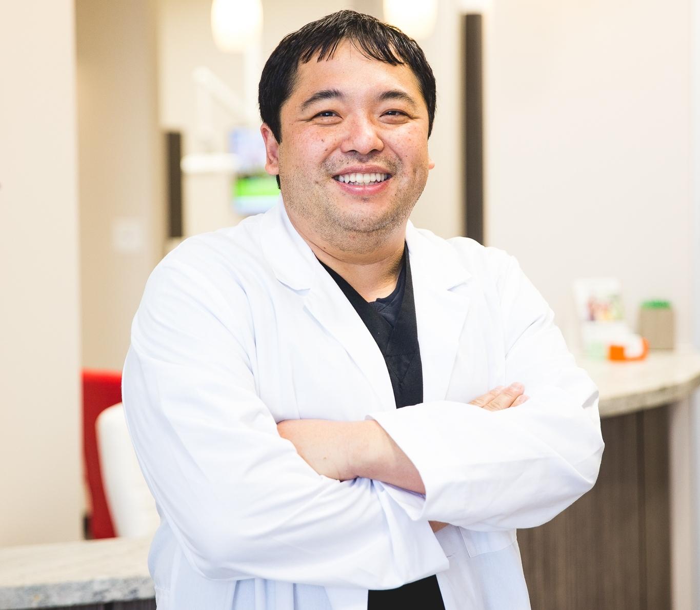 Jeff Keh, DMD - Known as