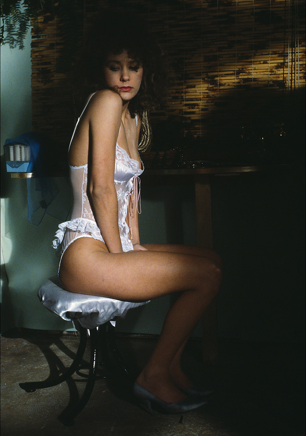 Brooke in Pussycat Galore, 1984