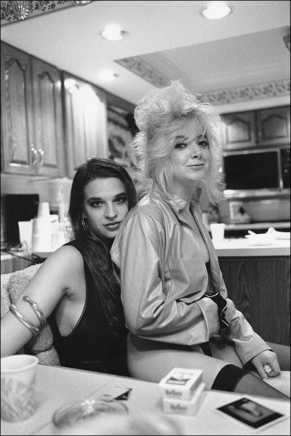 Luc's Kitchen, 1993