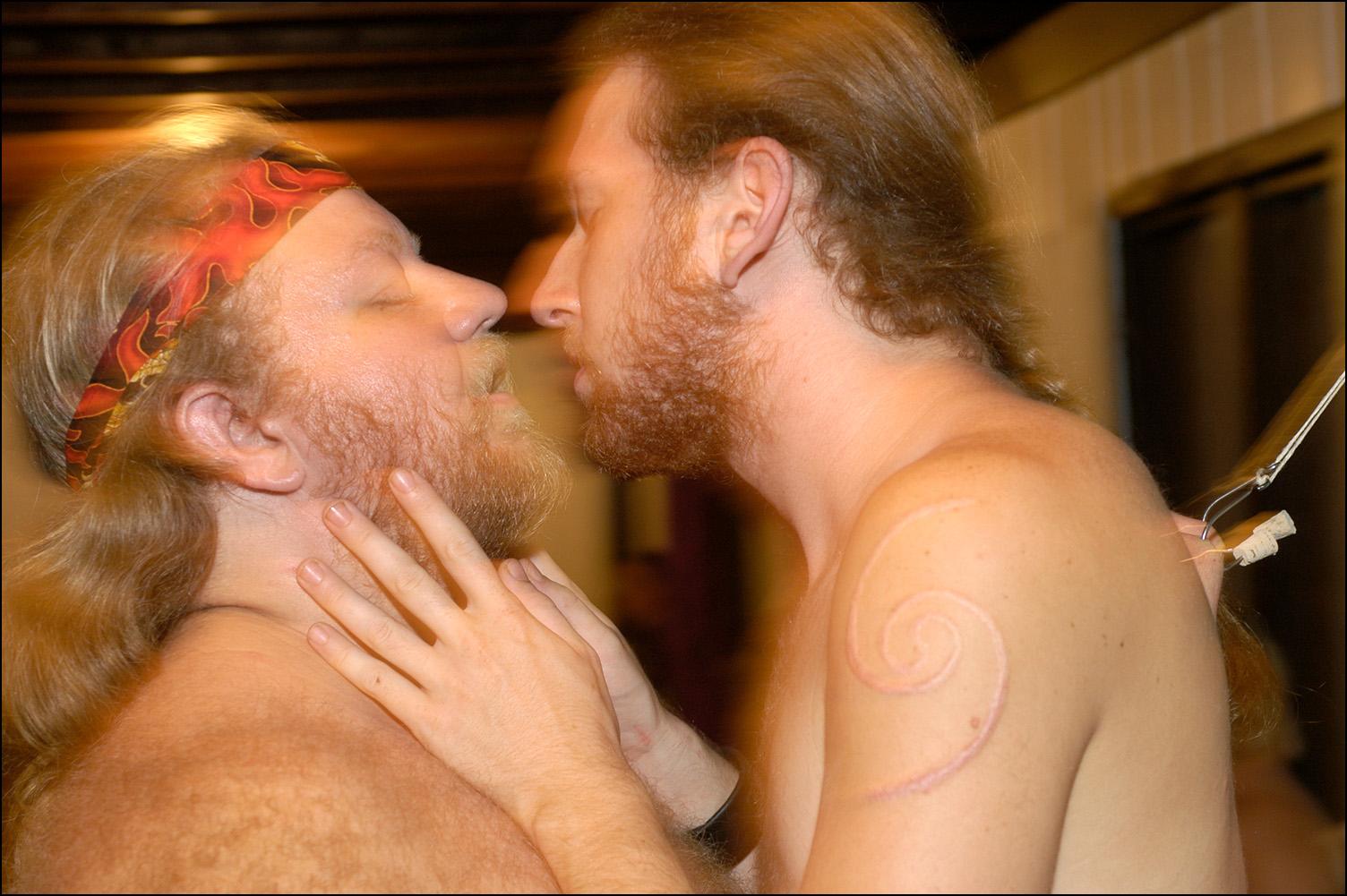 Raven and Jeremy, 2005