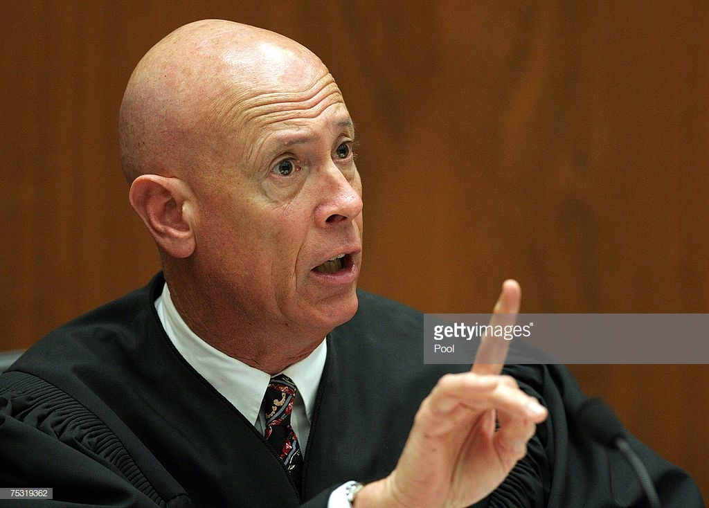Judge Larry P. Fidler (photo by Getty Images)