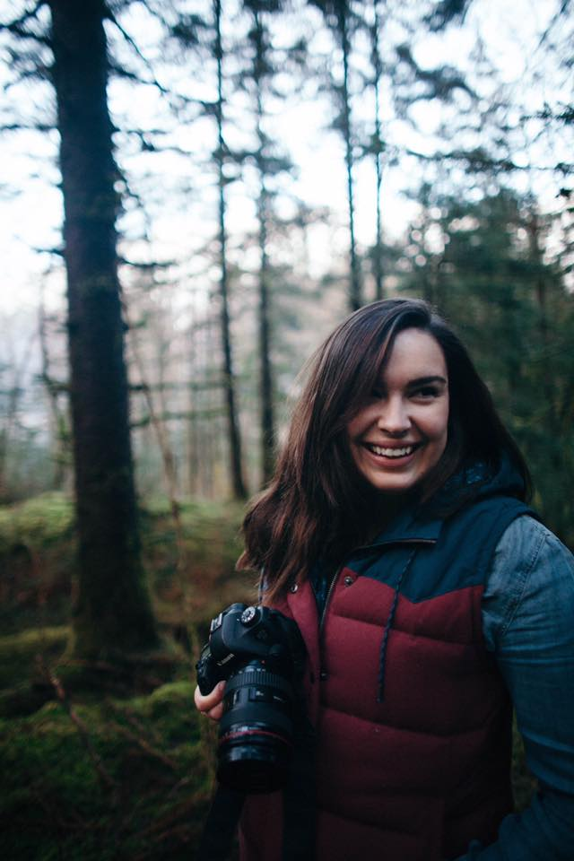 """Hi, I'm Sydney! - I am a wedding and lifestyle photographer based in Juneau, Alaska.Photography is a huge part of my life… but I consider myself more of a """"multi-passionate"""" (adjective: those interested in everything and have a hard time narrowing down exactly what they want in life.) Here's why:I travel as often as I can, the further away, more uncomfortable and out of place I feel, the better.I obsess over kayaking across glacial lakes and climbing rocks to raw, fresh ridges newly exposed by the glaciers.I have 10+ different art projects, always halfway done, strewn throughout my house.I get to snuggle and raise the most wild and exuberant 5 year old little girl, and was lucky enough to find the most patient, supportive, and thrill seeking partner who deals with all of my """"projects'"""".My house IS a greenhouse. There are plants everywhere and I love them. I love gardening and plant shopping. I'm obsessed with my 'new' house from 1940 that I am constantly tearing apart and updating.Because I am unable to stick to just wedding photography, I've created a website that allows me to share all aspects of my creative life with my clients. I hope in some way this allows my clients to bond and get to know me on a more personal level and have a better understanding of my artistic style before hiring me!"""