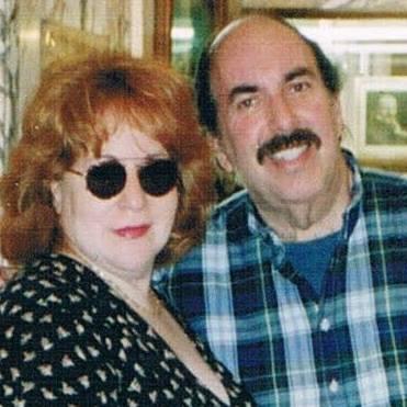 Ed with Aprile Millo