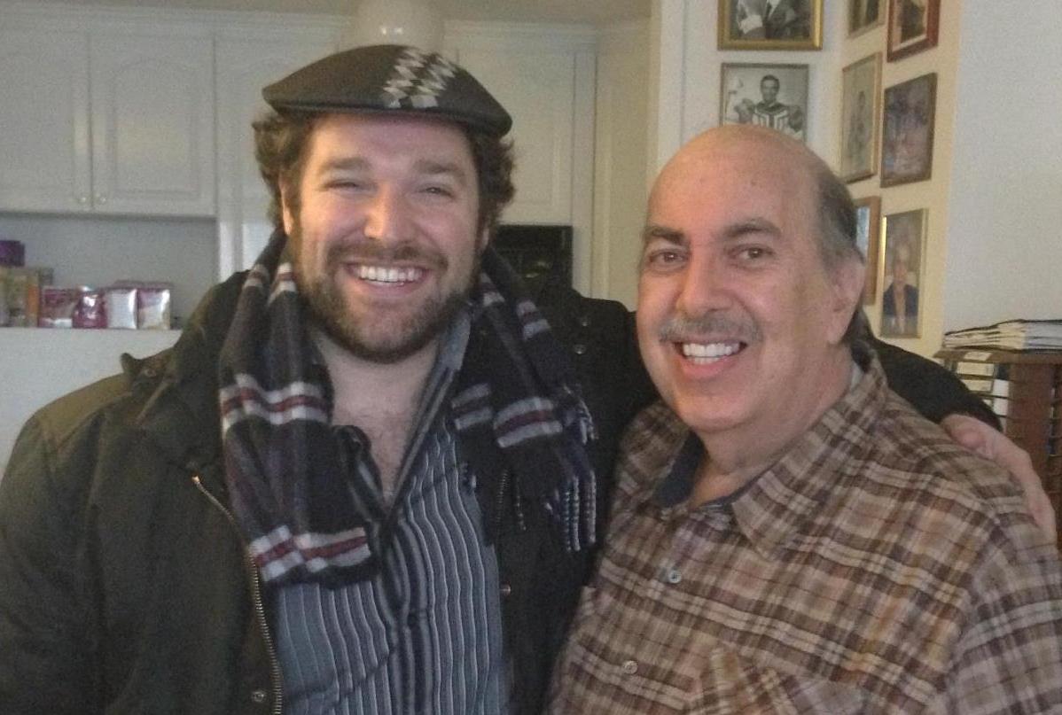 Ed with Bryan Hymel