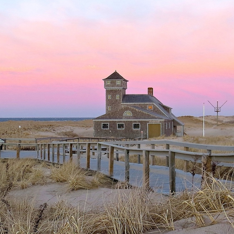 Old Harbor Life-Saving Station - Funded interior furnishings for the refurbished Old Harbor Life-Saving Station in Provincetown