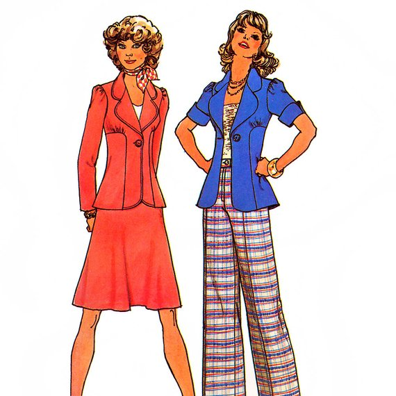 Simplicity 6897 pattern. Don't ask me when it was originally released. I made it in size 11 with lot of extra length.