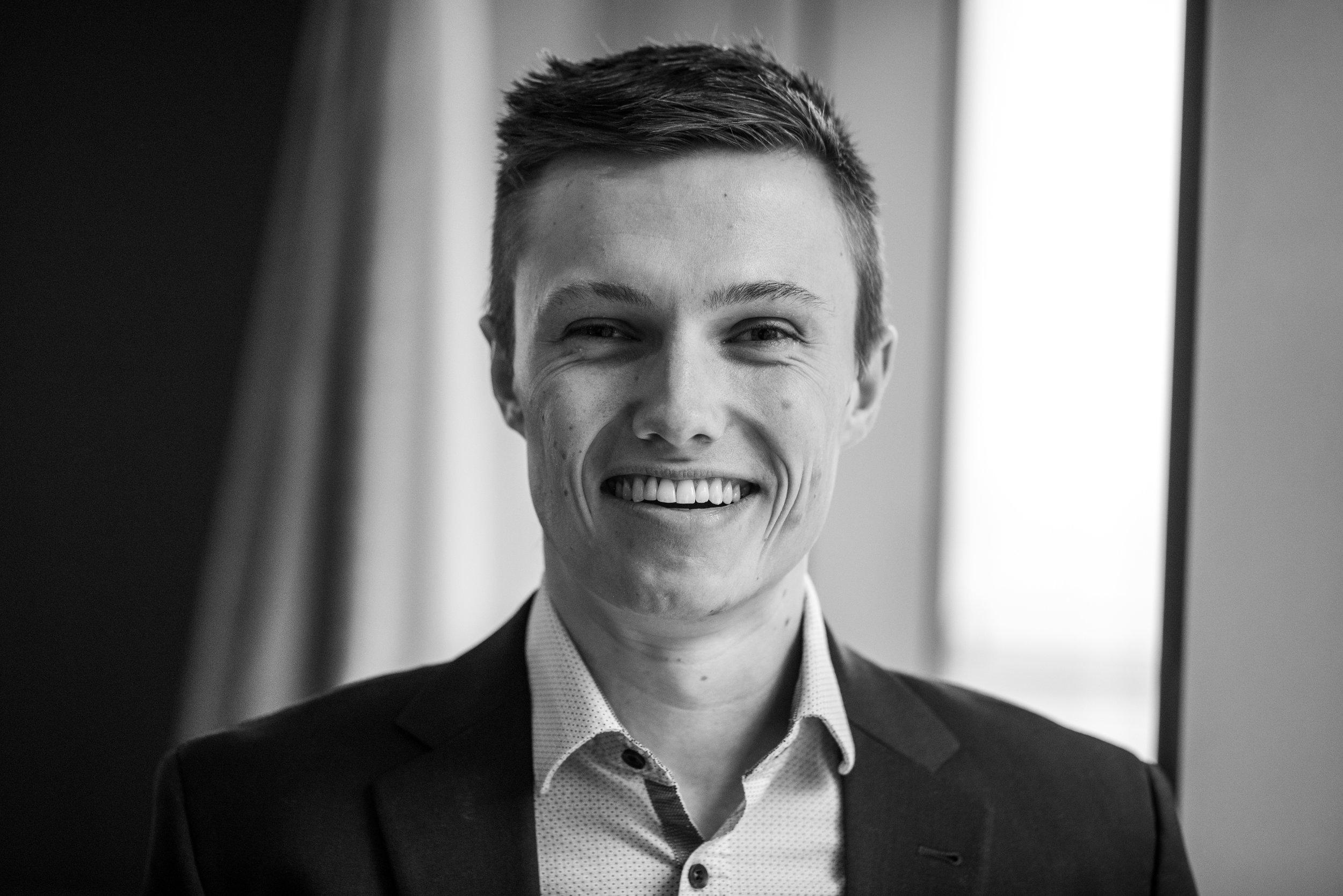 Jake Thayer - Marketing Manager