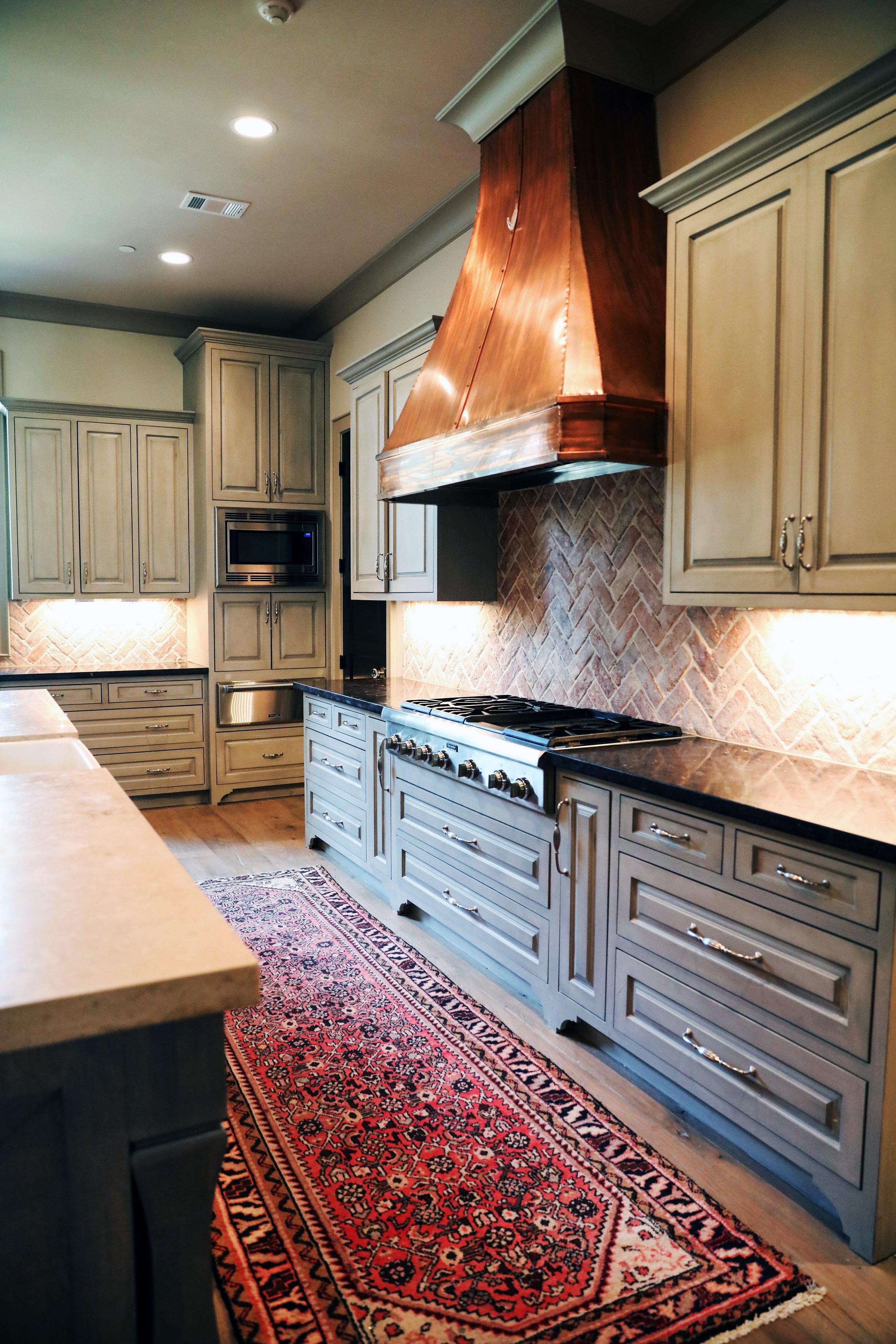 Kitchen cabinet design Houston - Memorial Cabinetry Houston, TX