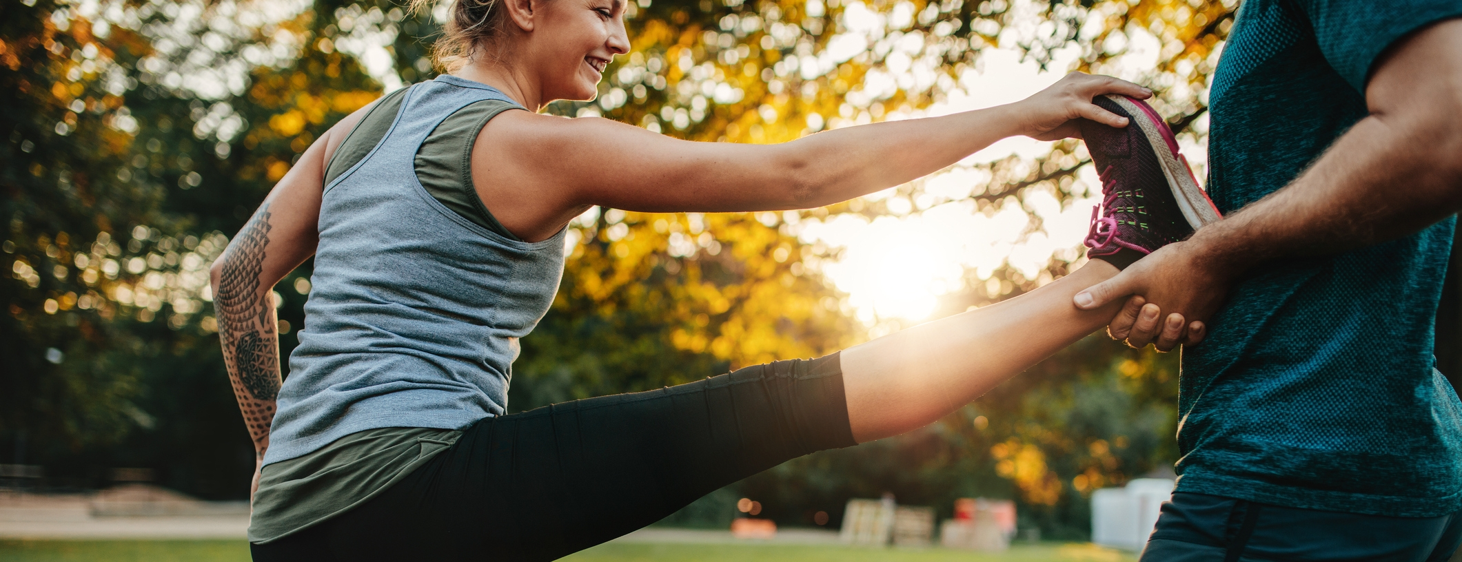 Benefits of Stretching -