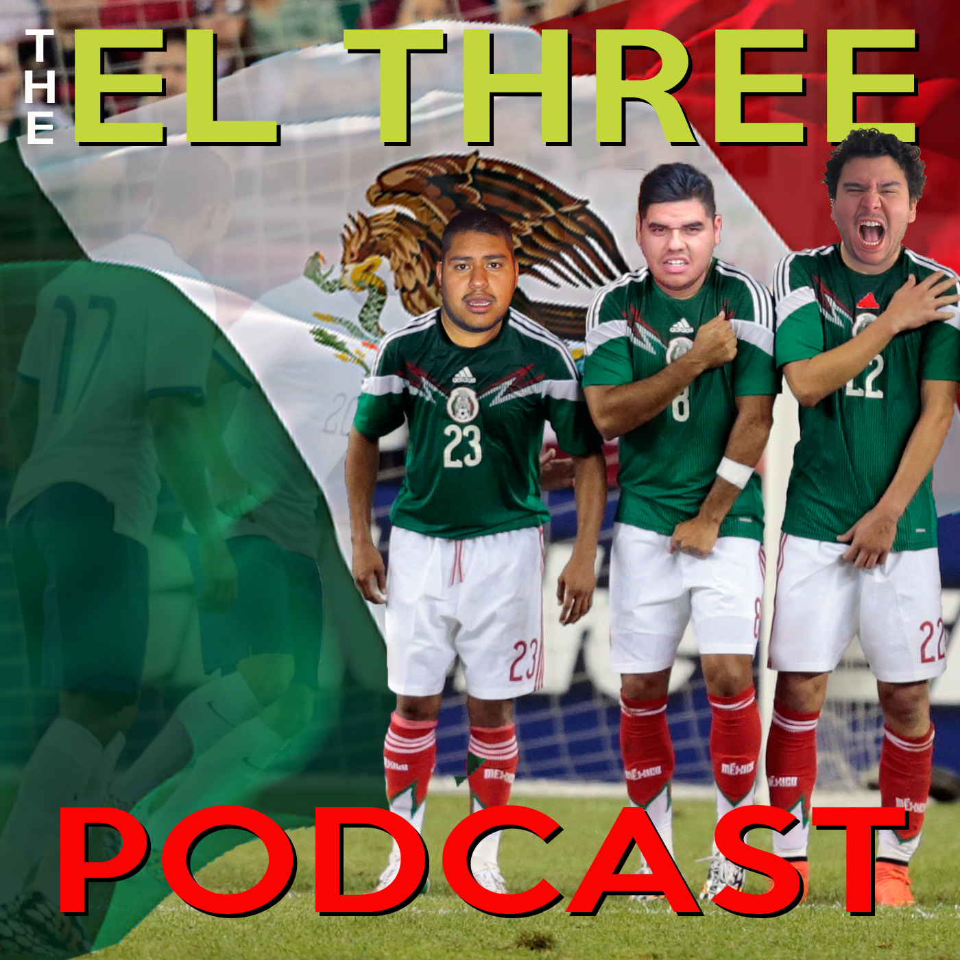 Episode 40 - LigaMX Apertura 2018 -  Previewing The Apertura Final - El Three Podcast