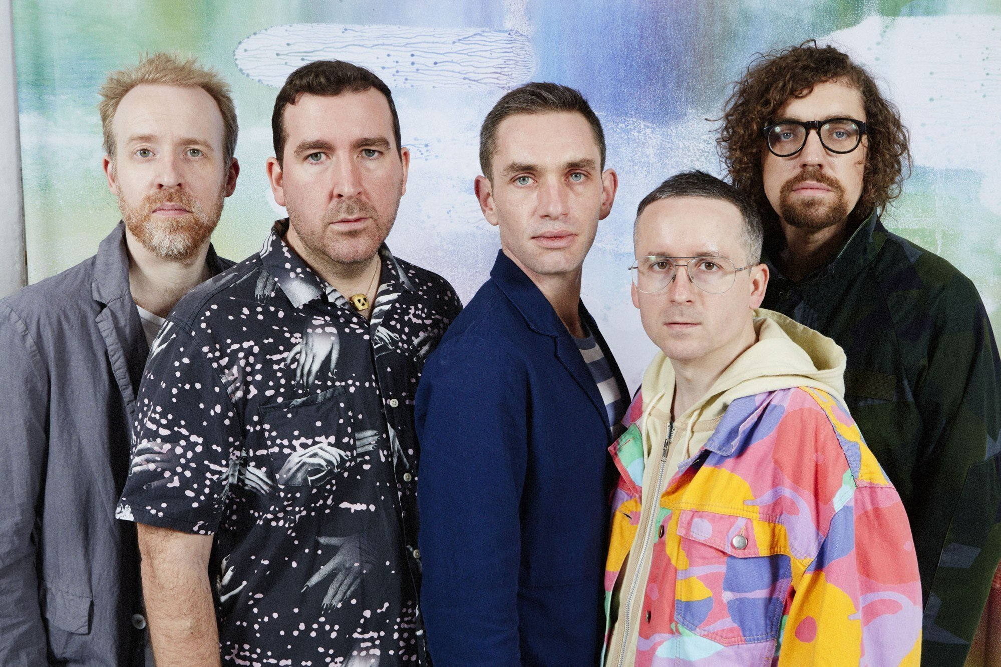 Hot Chip: one of music's finest collection of weirdos.