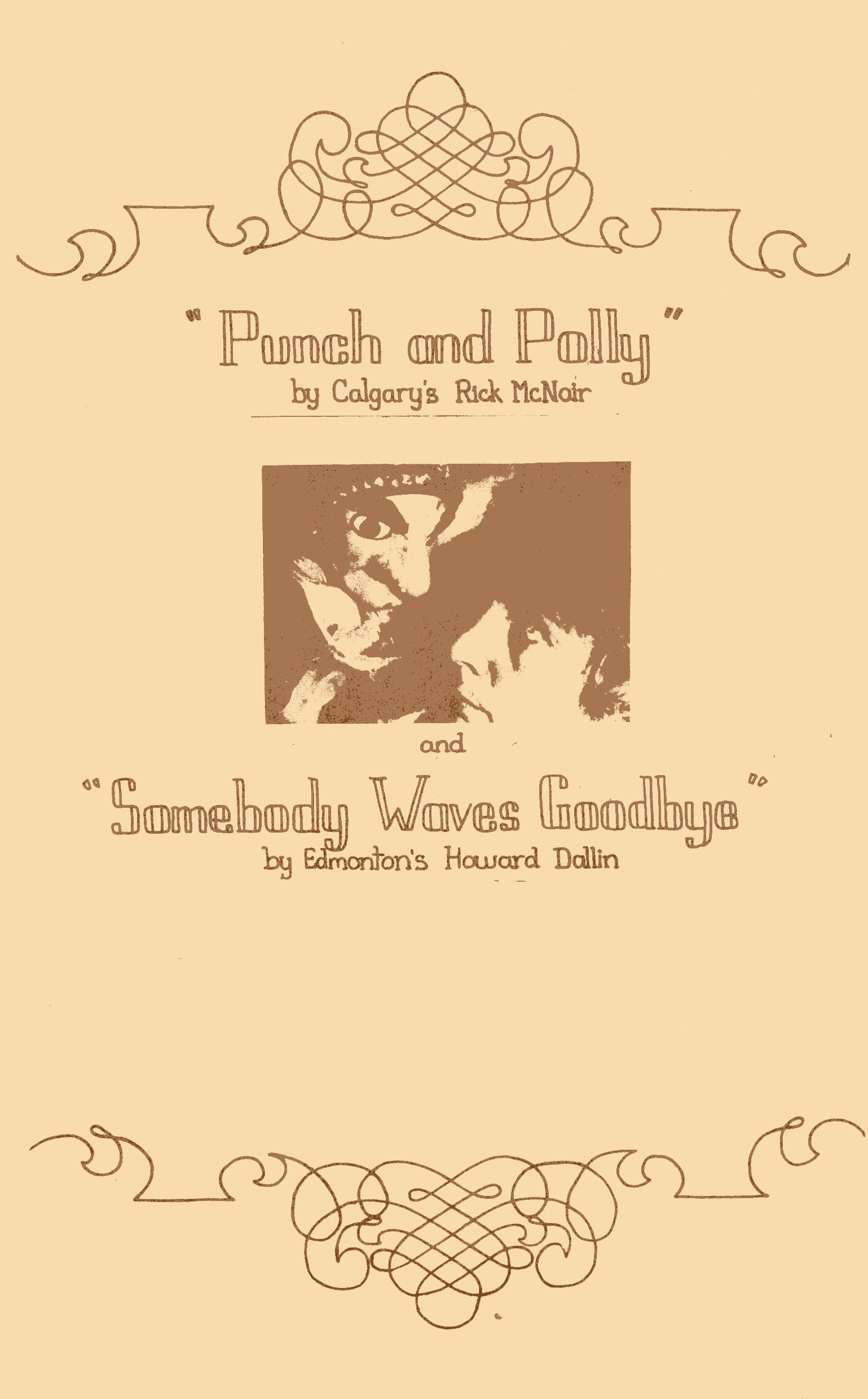 Punch and Polly and Somebody Waves Goodbye (1979) - Program Cover.jpg