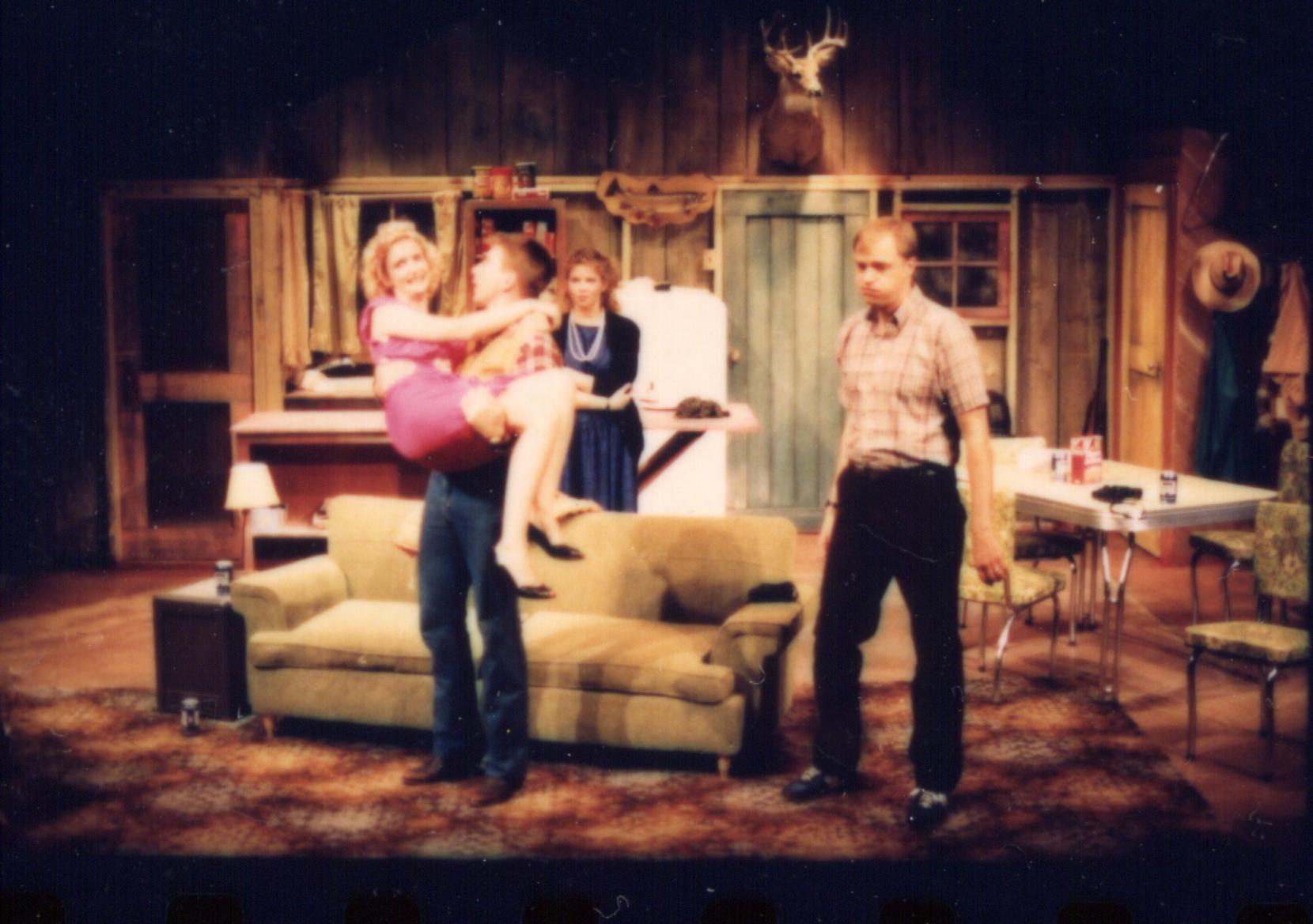 Melville Boys (September 1986) Production Image 1.jpg