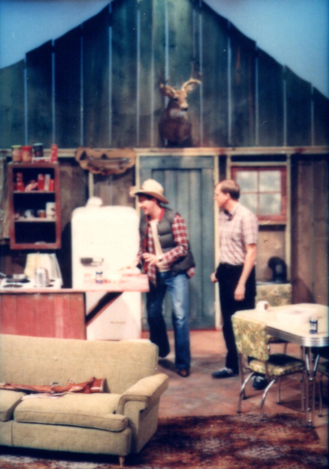 Melville Boys (September 1986) Production Image 2.jpg