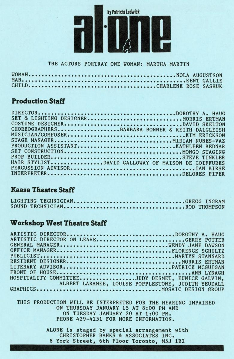Alone (January, 1987) - Production Information-page-002.jpg
