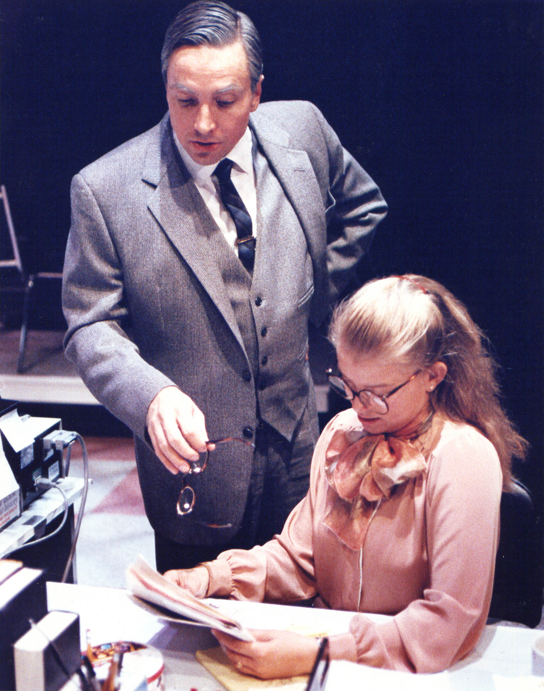 Prairie Report (October 1988) Production Image 2.jpg