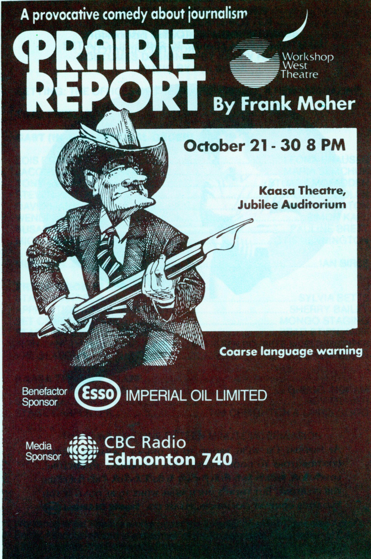 Praire Report (October, 1988)-Program Cover JPEG.jpg