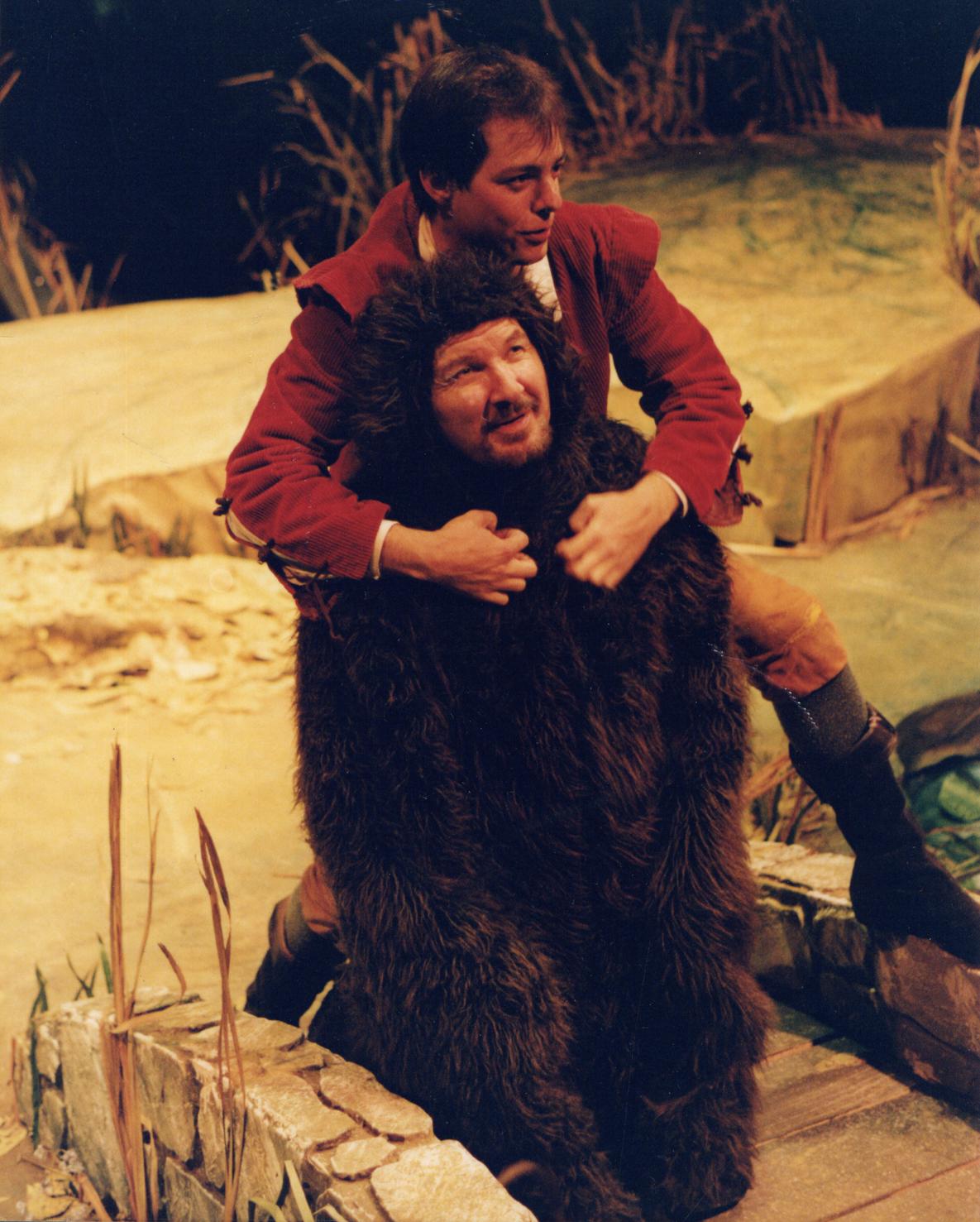 Shakespeare_s Dog (September 1989) Production Image .jpg