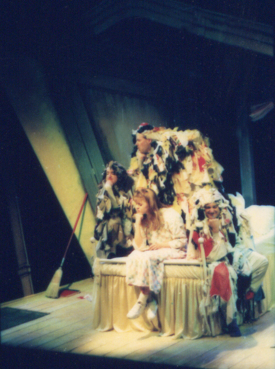 Dustsluts (April, 1992) Production Image 2.jpg