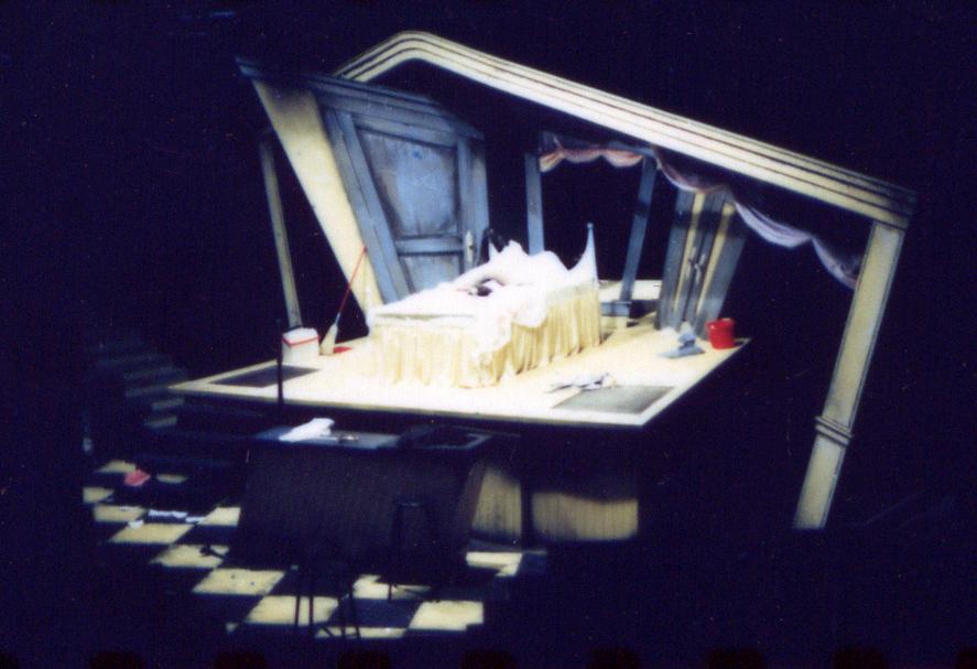 Dustsluts (April, 1992) Production Image 1.jpg