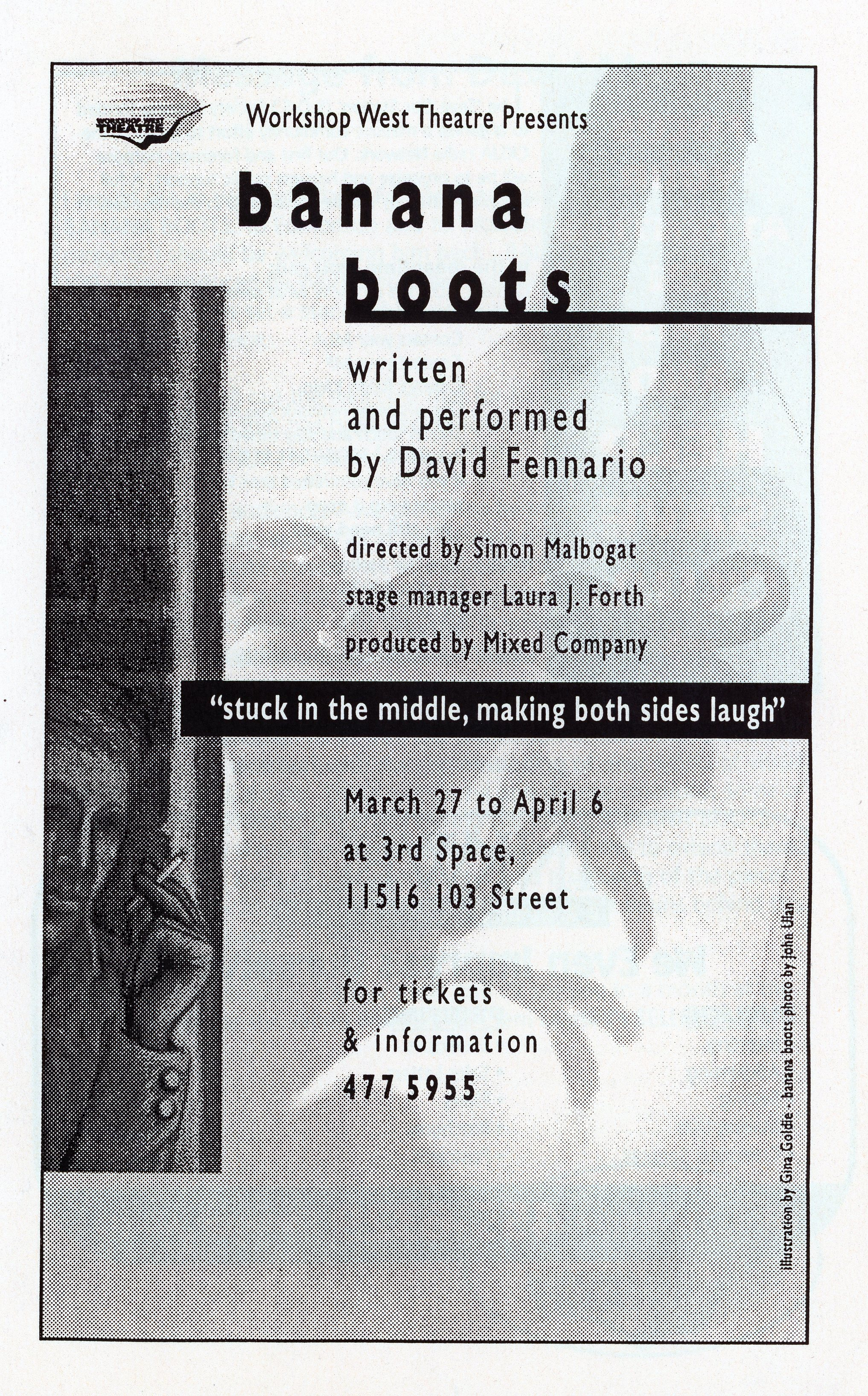 Banana Boots (March, 1997)- Production Cover_JPEG.jpg