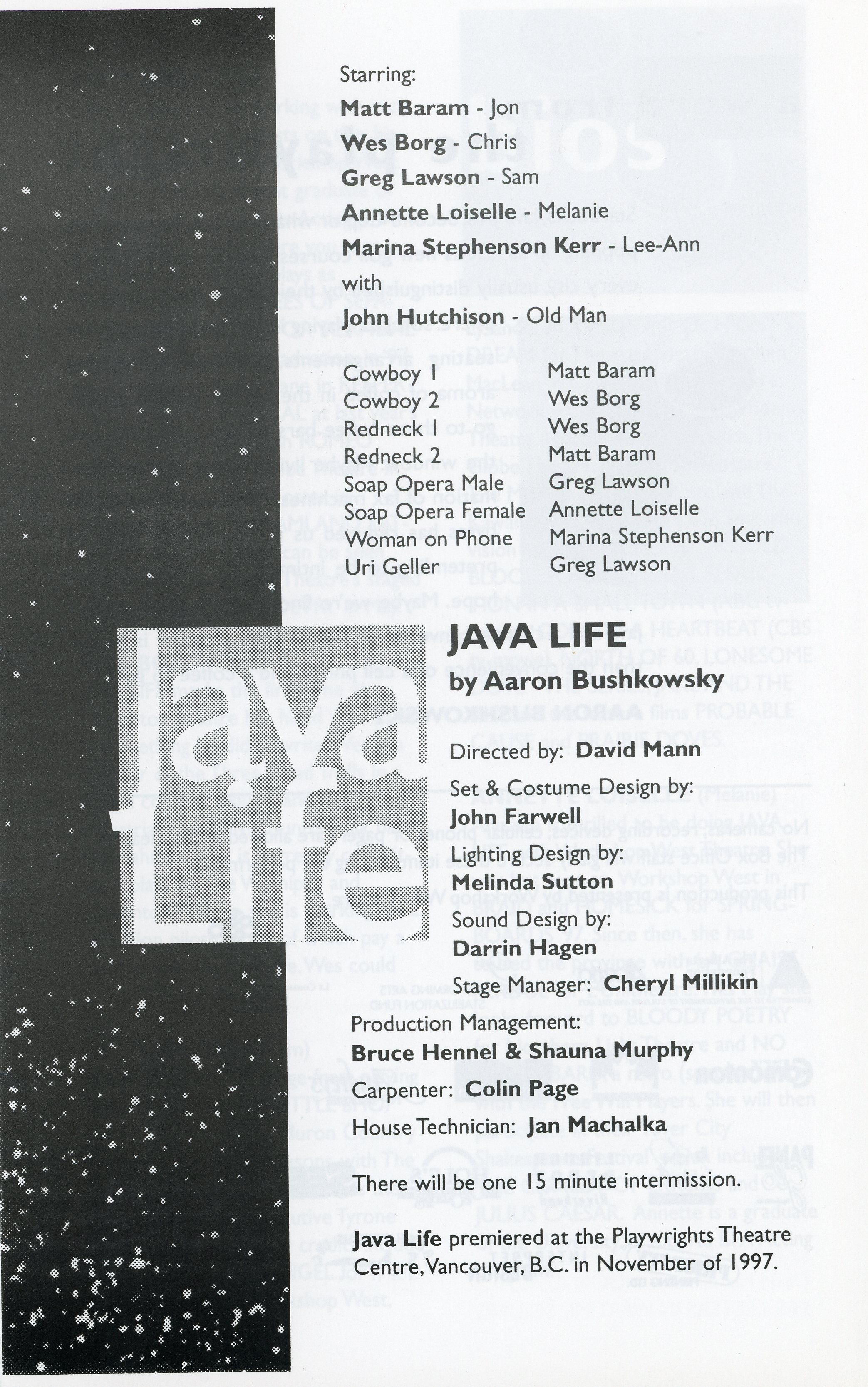 Jave Life (1997)-Production Information_JPEG.jpg