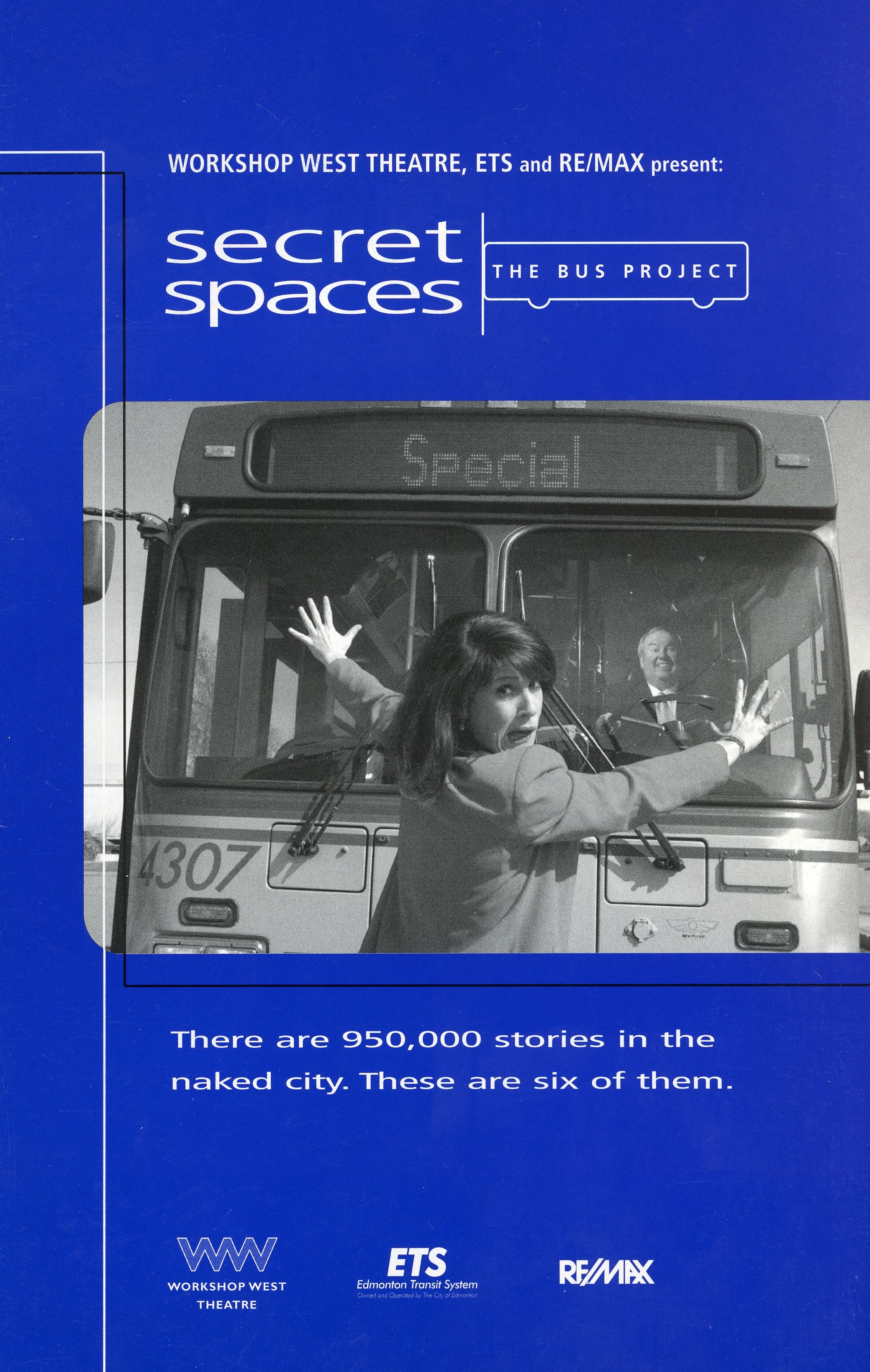 Secret Spaces The Bus Project (May, 2004)-Production cover_JPEG.jpg
