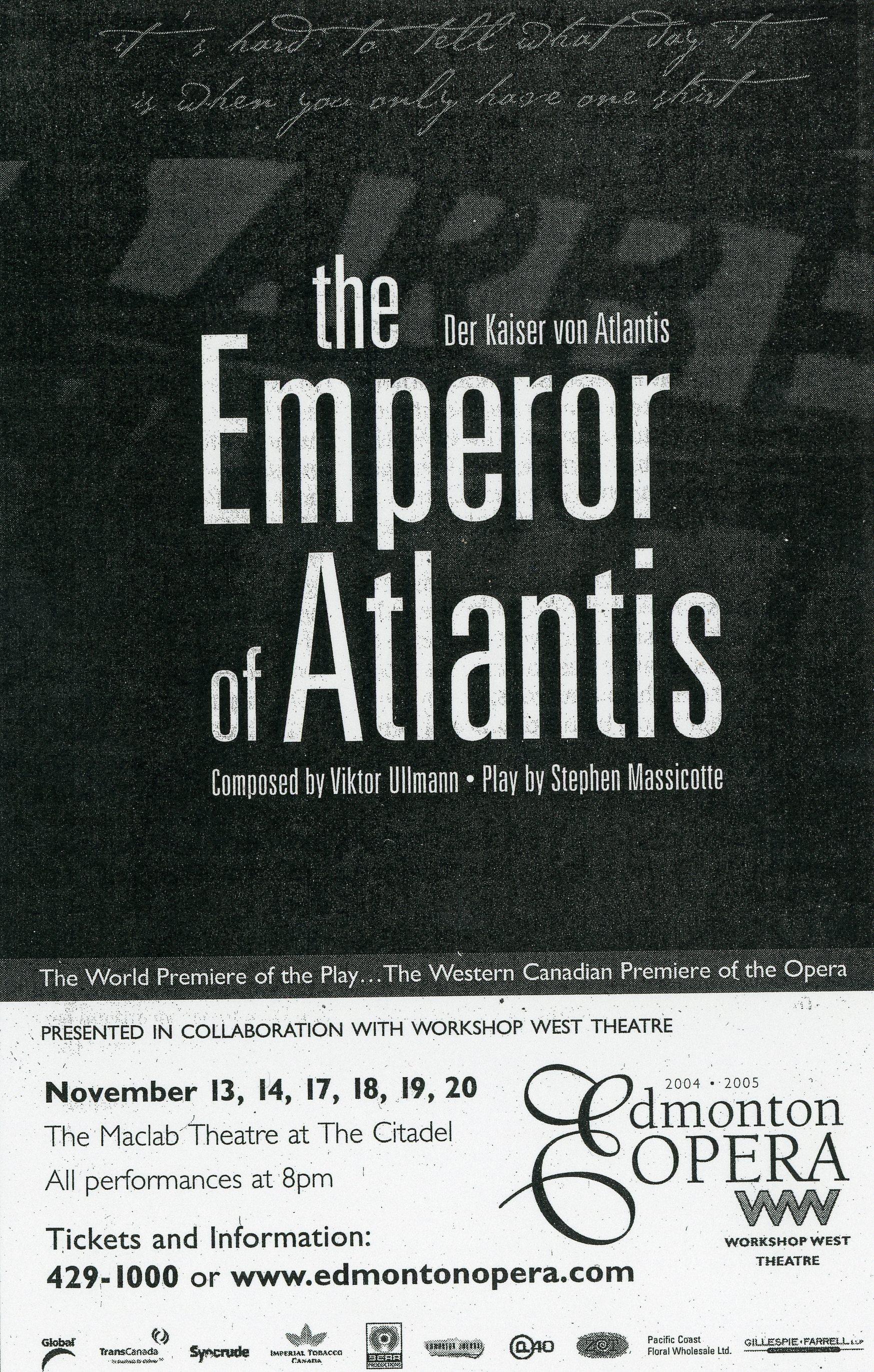 The Emperor of Alantis (November 2004)-Handbill_JPEG.jpg